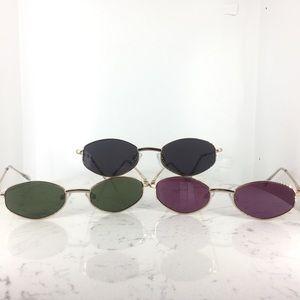 Accessories - Thin Diamond Sunglasses